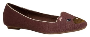 Cute to the Core Brown Flats
