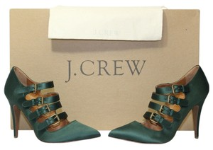 J.Crew J. Crew Pump Heels Green Pumps