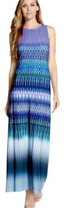 Blue Lilac Maxi Dress by Julia Jordan