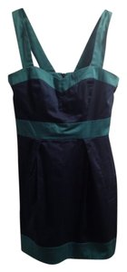French Connection short dress Blue on Tradesy