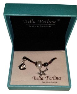 Bella Perlina Charms for Pandora style bracelet