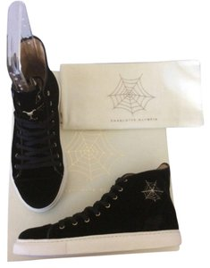 Charlotte Olympia Black Athletic