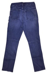 NYDJ Straight Leg Jeans-Medium Wash