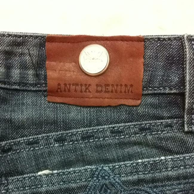 Antik Denim Boot Cut Jeans-Dark Rinse