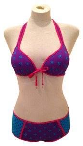 Marc by Marc Jacobs Marc by Marc Jacobs Cleo Print Hipster Bikini