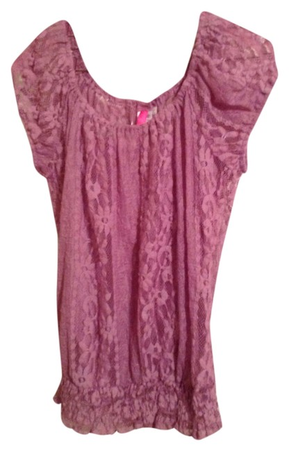 Preload https://item4.tradesy.com/images/mauve-lace-night-out-top-size-8-m-1211493-0-0.jpg?width=400&height=650