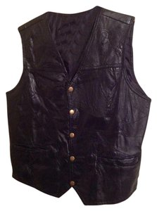 Navarre Leather Company Vest