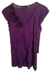 BYER Top Purple