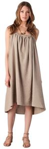 Beige Maxi Dress by Some Odd Rubies
