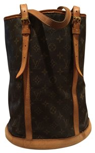 Louis Vuitton Grand Bucket Tote in Monogram