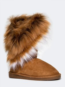 Follow Me Brown Boots