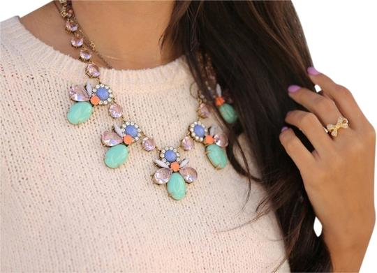 J.Crew J. Crew MIXED CRYSTALS NECKLACE item 27957 Image 0