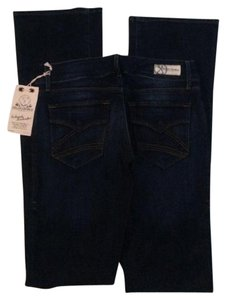 Dylan George Boot Cut Jeans-Light Wash