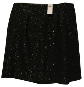 Gap Sparkle Pockets Mini Skirt Black