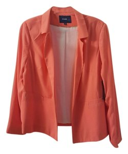 The Limited Plus-size 16 Plus Eloquii Coral Blazer