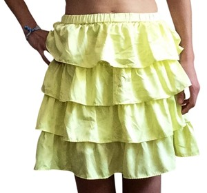 unknown Skirt yellow