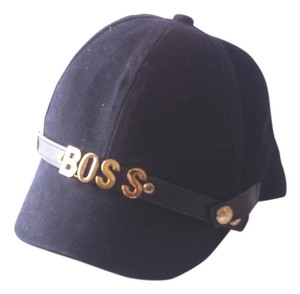 BCBGeneration Black Boss Hat
