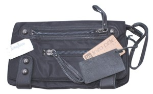 Linea Pelle Black Clutch