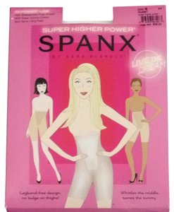 Spanx High Waisted Mid-Thigh Shaper Tummy Control