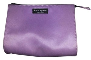 Kate Spade Kate Spade Purple Cosmetic Bag