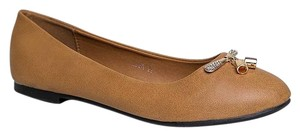 Machi Brown Flats