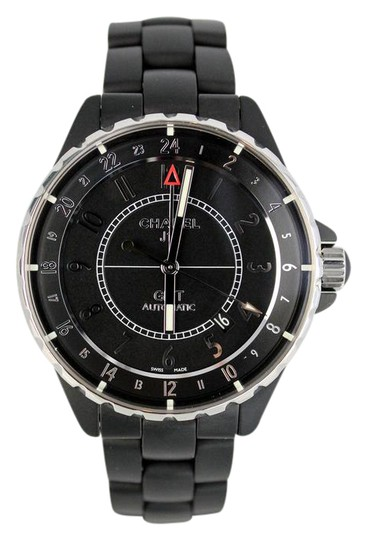 Preload https://item3.tradesy.com/images/chanel-black-j12-gmt-high-tech-ceramic-unisex-watch-1212687-0-6.jpg?width=440&height=440