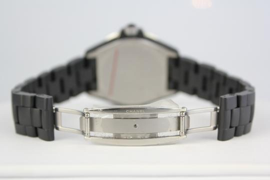 Chanel Chanel J12 Automatic GMT Black High-Tech Ceramic Unisex Watch