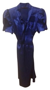 Betsey Johnson Cobalt Dress