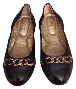 Guess Leather black Flats