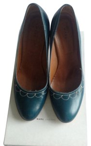 Marc Jacobs Teal Pumps