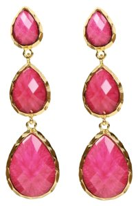 Amrita Singh Amrita Singh East Hampton 3 Tier Earrings