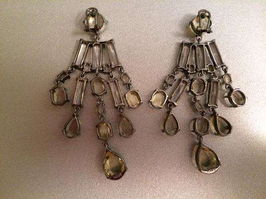 J.Crew J. Crew Crystal Chandelier Earrings
