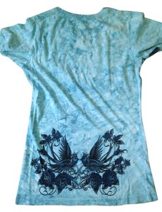 Sinful T Shirt Blue