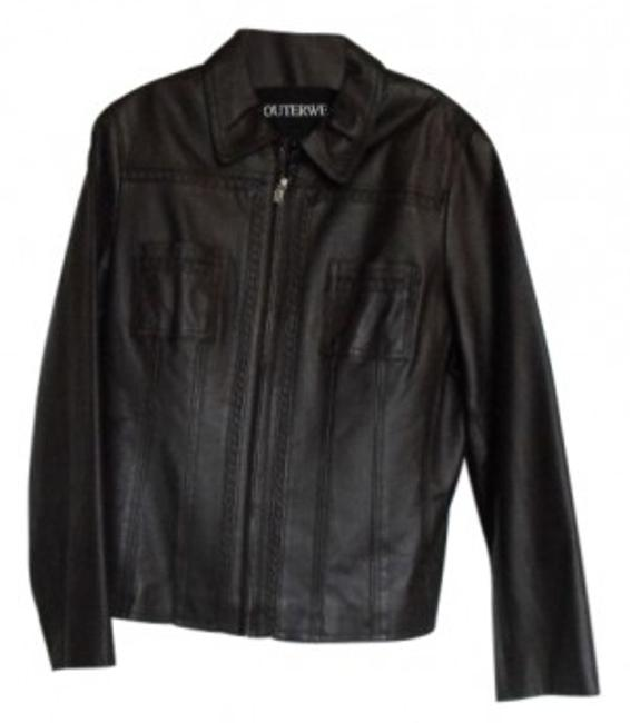 Preload https://item1.tradesy.com/images/outerwear-by-lisa-brown-leather-jacket-size-8-m-12135-0-0.jpg?width=400&height=650