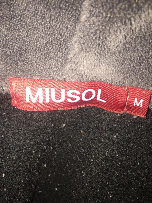 Miusol Two zippers