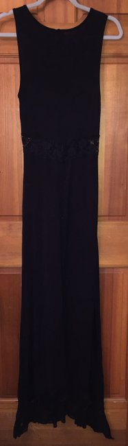 Black Maxi Dress by Other