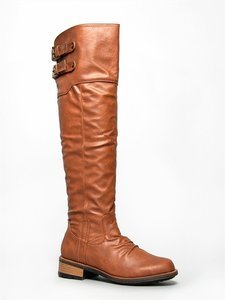 Delura Brown Boots