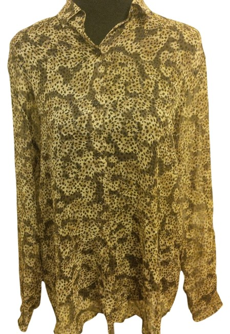 Preload https://item2.tradesy.com/images/burberry-brown-animal-print-blouse-size-10-m-1213736-0-0.jpg?width=400&height=650