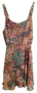 Lucca Couture short dress Floral on Tradesy