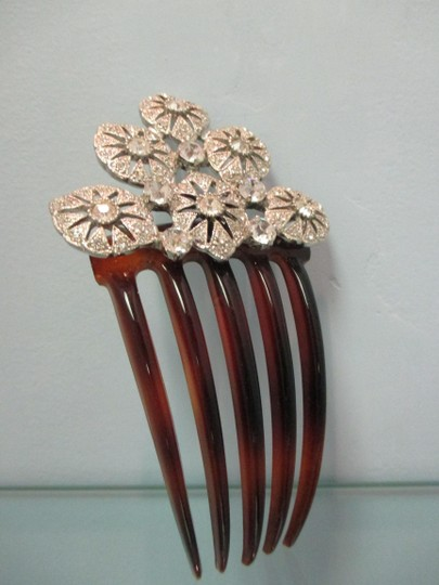 Crystal Comb Hair Accessory Image 1