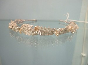 Laura Jayne Moonlight Luxe Metallic Designer Headband