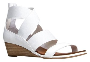 Chinese Laundry White Wedges