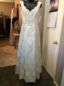 Jessica McClintock Gunnie Sax 53659/26 706071-972 Wedding Dress