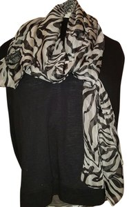 Cejon New Cejon Zebra Stripe Long Scarf