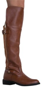 Machi Brown Boots