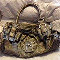 Guess Satchel in Silver And Gold Image 5