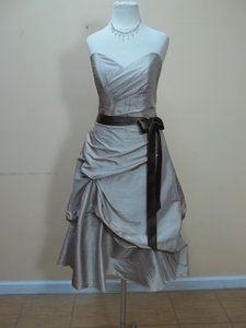Impression Bridal Cafe/Chocolate 1664 Dress
