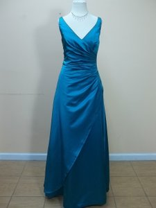 Impression Bridal Teal 1668 Dress
