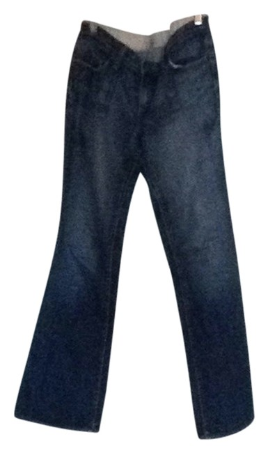Blue Cult Boot Cut Jeans-Medium Wash