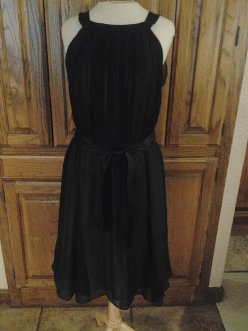 Preload https://item4.tradesy.com/images/anne-klein-black-evening-any-events-fun-playful-soft-high-low-cocktail-dress-size-12-l-1215638-0-1.jpg?width=400&height=650